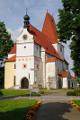 Horní Stropnice - kostel sv. Mikuláše I