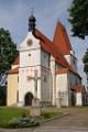 Horní Stropnice - kostel sv. Mikuláše II