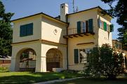 vila Hany a Edvarda Benešových - exteriér III