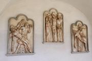 Klokoty - poutní kostel Nanebevzetí Panny Marie IV