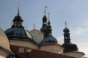 Klokoty - poutní kostel Nanebevzetí Panny Marie VI