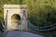Stádlecký řetězový most II