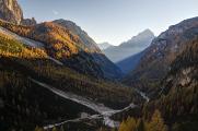 Valle Corpassa s Monte Agner I