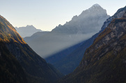 Monte Agner nad Valle Corpassa I