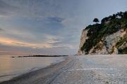 Parco del Conero - pláž Sassi Neri San Michele u Sirolo