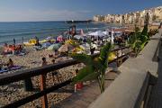 Cefalu - pláž II