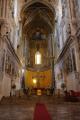 Cefalu - katedrála - interiér