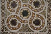 Cefalu - katedrála - mozaika