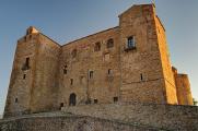 Castelbuono - hrad