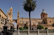 Palermo - katedrála