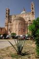 Palermo - katedrála - východní část