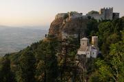 Erice - výhled z Castello di Venere I