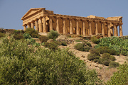 Agrigento - Tempio della Concordia