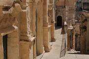 Ragusa - barokní ulička
