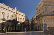 Syrakusy - Piazza del Duomo II