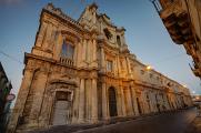 Noto - Chiesa di San Carlo