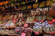Taormina - obchod - prodotti typici I