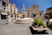 Taormina - Piazza del Duomo