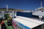 na trajektu Messina - Villa San Giovanni