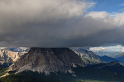 Monte Pelmo v mraku I