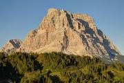Monte Pelmo od Malga di Pioda