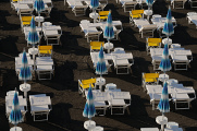 Costiera Amalfitana - slunečníky I