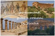 řecké a římské památky na Sicílii