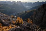 údolí Zoldo Alto II