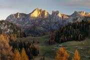 Monte Cernera, Corvo Alto a Becco di Mezzodi