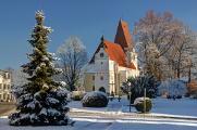kostel sv. Mikuláše v Horní Stropnici I