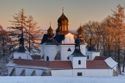 kostel Nejsvětější Trojice IV