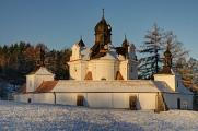 kostel Nejsvětější Trojice VI