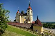 kostel Nanebevzetí Panny Marie IV
