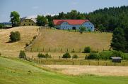 vesnická usedlost