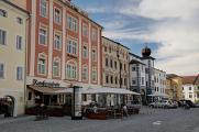 Freistadt - měšťanské domy na náměstí IV