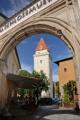 Freistadt - městská brána a věž VI