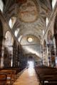 Sabbioneta - interiér kostela Santa Maria Assunta
