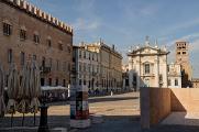 Mantova - Piazza Sordello