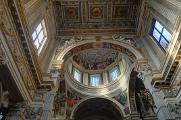 Mantova - Cattedrale di San Pietro apostolo - interiér