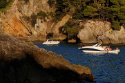 pobřeží u Lerici