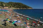 Bonassola - pláž