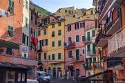 Riomaggiore - ulička