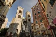 Genova - Porta Soprana