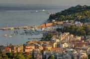 večerní Rapallo