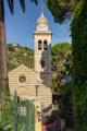 Portofino - Chiesa di San Martino