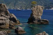 pobřeží u Capo Nord