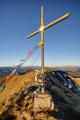 Zeiritzkampel - vrcholový kříž II