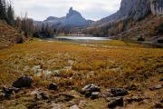 Becco di Mezzodi a Lago di Federa I