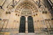 katedrála sv. Víta - západní portál V