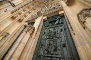katedrála sv. Víta - západní portál III